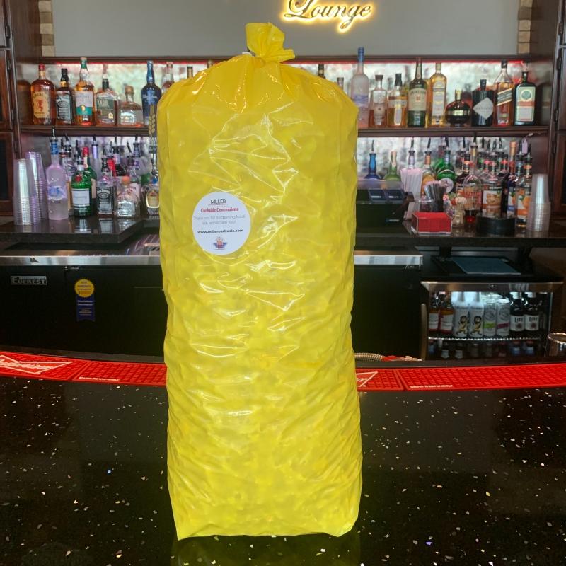 Jumbo Popcorn 850 oz!